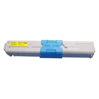 Insten Premium Yellow Color Toner Cartridge 44469701 for Okidata C330/ C330dn/ MC351/ MC361