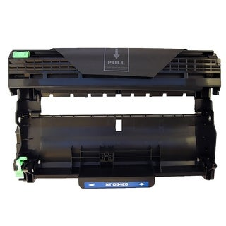 INSTEN Black Drum Ink Cartridge for Brother DR420