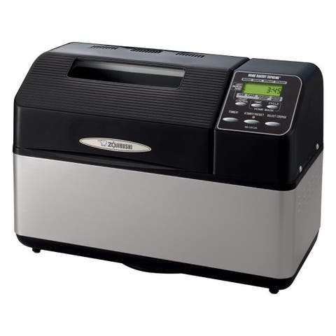 Zojirushi BB-CEC20 2-pound Home Bakery Supreme Breadmaker