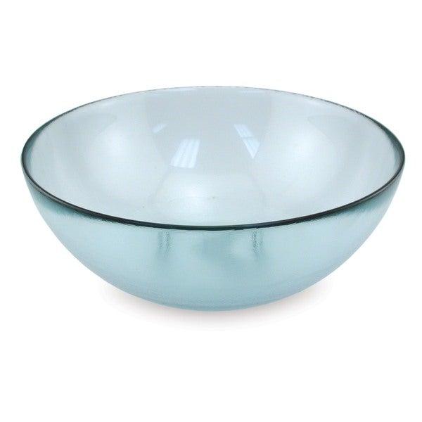 Large 5-liter Glass Serving Bowl