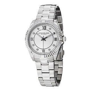 Stuhrling Original Women's Lady Nautic Swiss Quartz Bracelet Bracelet Watch