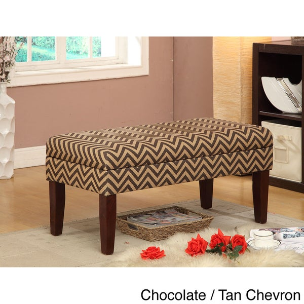 Decorative Storage Bench Free Shipping Today 15825242
