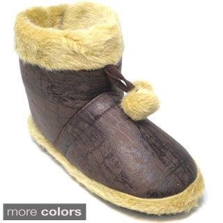 Blue Women's 'Repto' Slipper Boots
