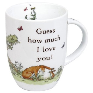 Konitz 'Guess how much I love you!' Giftboxed Mugs (Set of 4)