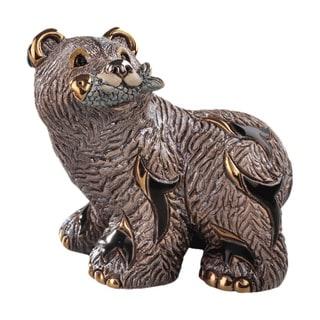 DeRosa Grizzly Bear Figurine (Uruguay)