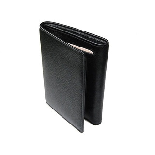 Castello Italian Nappa Leather Tri-fold Wallet