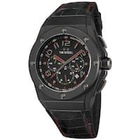 TW Steel Men's CEO Tech Chronograph Quartz Watch - black