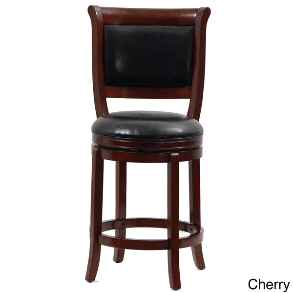 Shop Hartland 24 Inch Swivel Bar Stool Free Shipping
