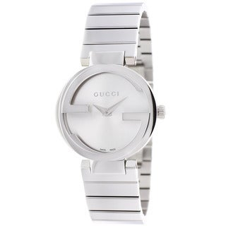 57927018223 Silver Gucci Watches