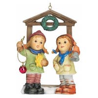 M I Hummel Seasons of Good Cheer Ornament