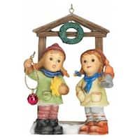 M I Hummel Seasons of Good Cheer Ornament