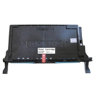 Insten Premium Black Color Toner Cartridge CLT-K508S/ L for Samsung CLP-620/ 670