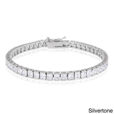 Icz Stonez Cubic Zirconia Bracelet