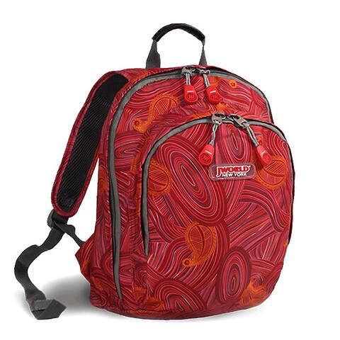 J World New York Lakonia Paisley Mini Backpack