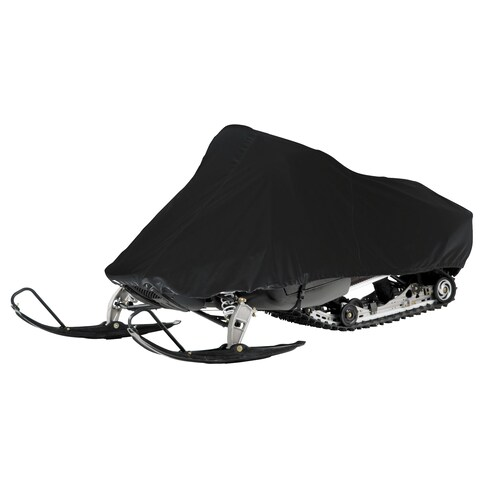 EPIC EX-SERIES Black Snowmobile Cover