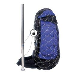 Pacsafe Pacsafe™ 85L Bag and Backpack Protector Metallic