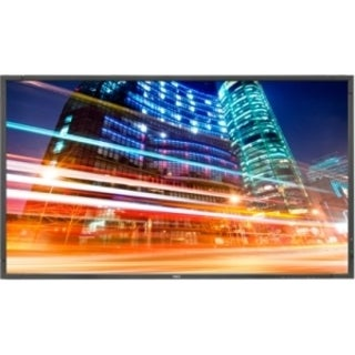 "NEC Display 55"" LED Backlit Professional-Grade Large Screen Display w"