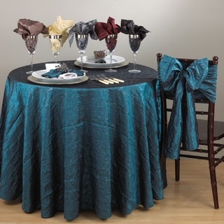 Crushed Tablecloth Liner