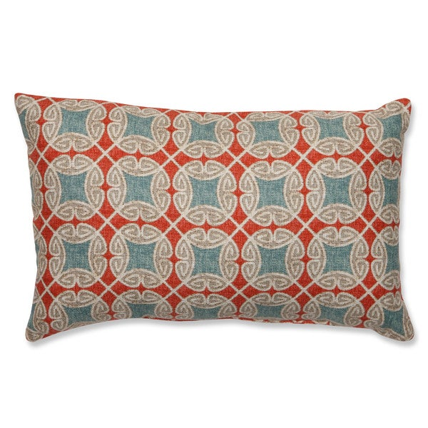 Pillow Perfect Ferrow Rectangular Throw Pillow - Free Shipping On Orders Over $45 - Overstock ...
