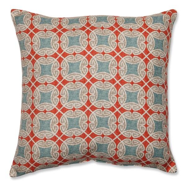 Shop Pillow Perfect Ferrow 18 Inch Throw Pillow Free