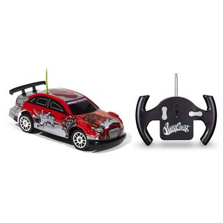 Licensed West Coast Customs RC Red Tricked Out X-Ryders Car