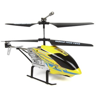 Nano Hercules Unbreakable 3.5CH RC Helicopter (Option: Yellow)