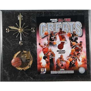 NBA Miami Heat All Time Greats Clock