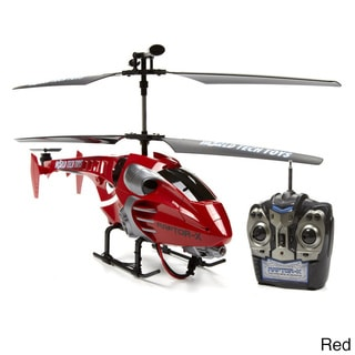 Raptor-X 3.5CH RC Helicopter