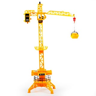 King Force Crane RC Construction Vehicle