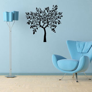 Olive Tree Vinyl Wall Decal