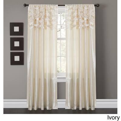 Lush Decor Circle Dream Curtain Panels (Set of 2)