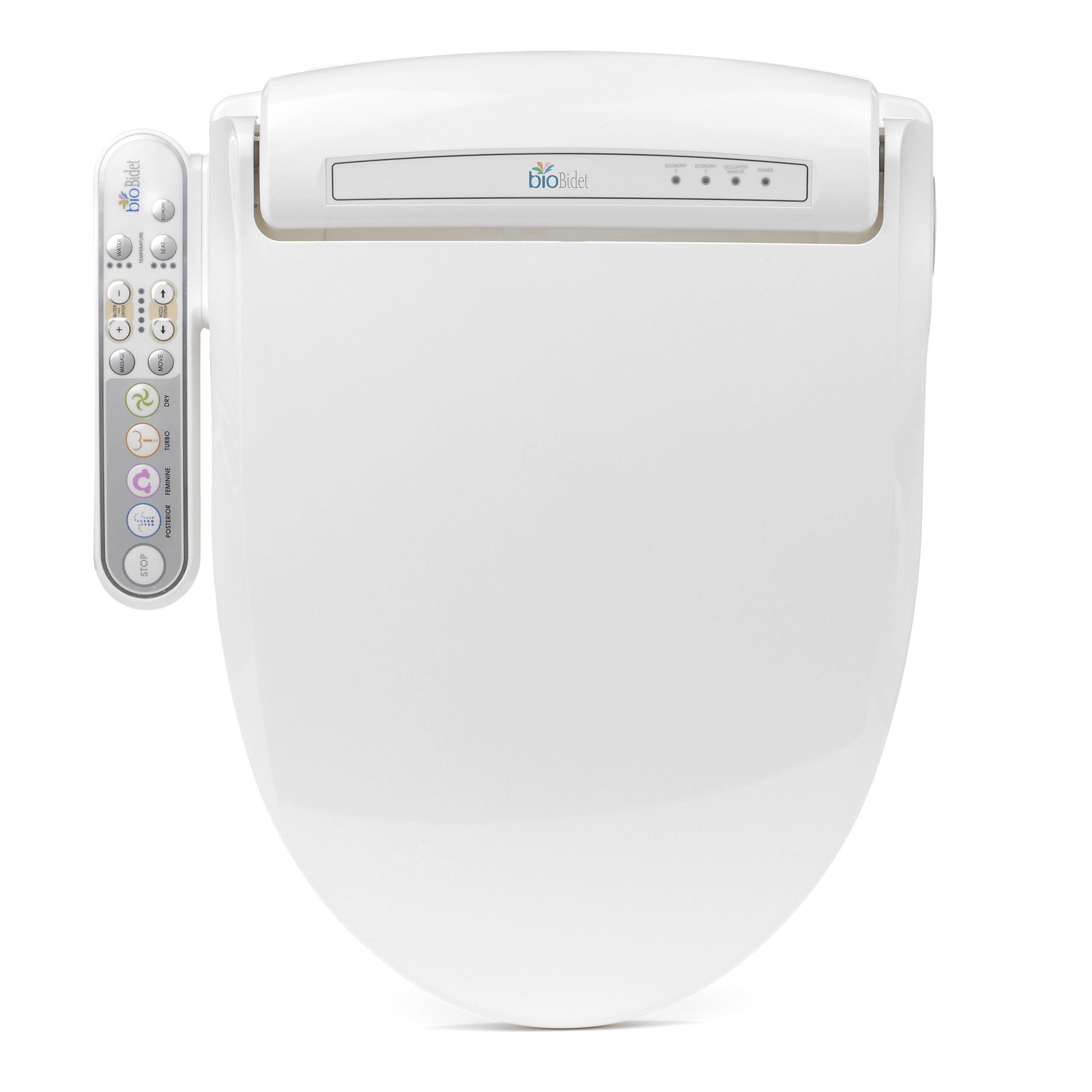Shop Prestige Bb 800 Side Control Panel Luxury Bidet Overstock 8548618