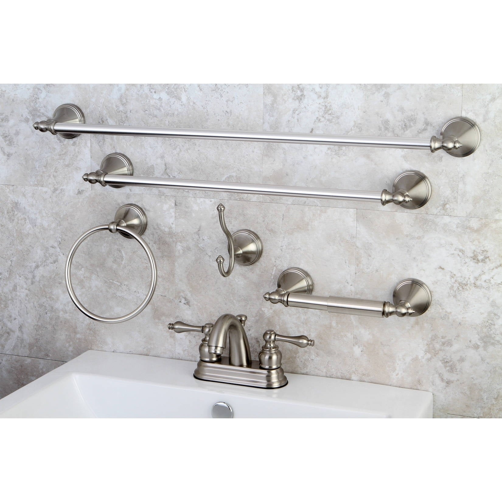 Towel Rack Bathroom Faucet