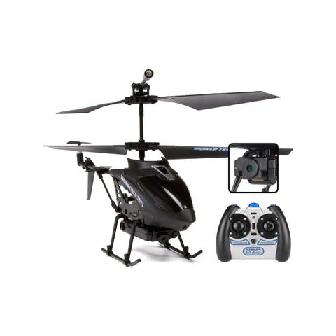 Metal Nano Spy Copter Video/Picture Camera 3.5CH IR RC Helicopter