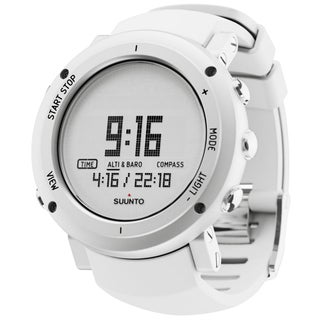 Suunto Men's 'Core' White Silicone Outdoor Watch
