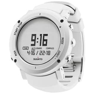 Suunto Men's 'Core' White Silicone Outdoor Watch|https://ak1.ostkcdn.com/images/products/8549179/Suunto-Mens-Core-White-Silicone-Outdoor-Watch-P15827532.jpg?impolicy=medium