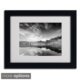 Philippe Sainte-Laudy 'Beyond the Sky' Framed Matted Art
