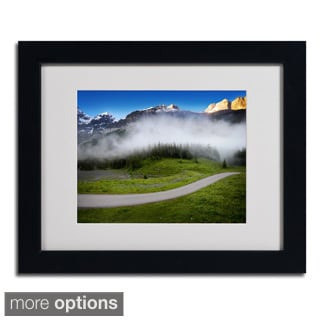Philippe Sainte-Laudy 'Morning Sound' Framed Matted Art