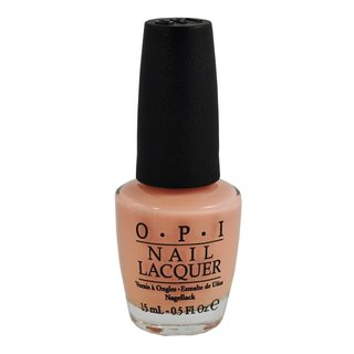 OPI Coney Island Cotton Candy Nail Lacquer