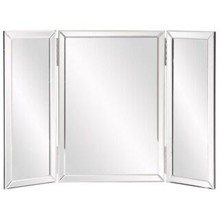 Trifold Vanity Mirror