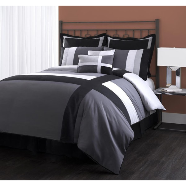 Lush Decor Isa 8-piece Comforter Set