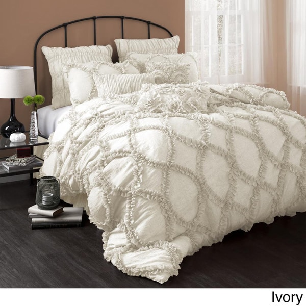Shop Riviera 3 Piece Comforter Set Free Shipping Today