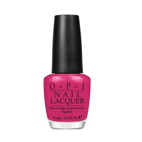 OPI Kiss Me On My TuLips Nail Lacquer