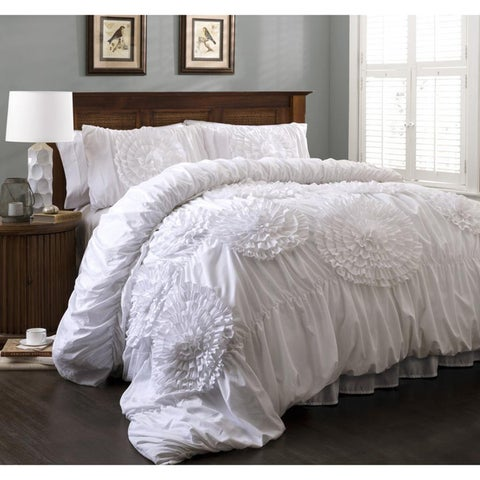 Silver Orchid Testa 3-piece Comforter Set