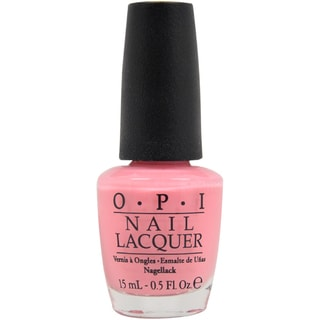 OPI Pink-Ing of You Nail Lacquer