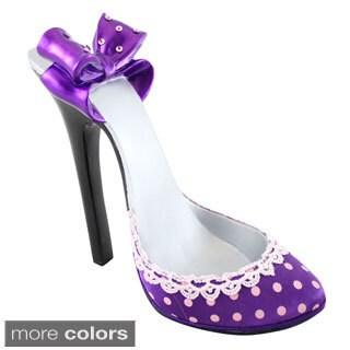 Jacki Design Polka-dot Romance Shoe Cell Phone Holder (4 options available)