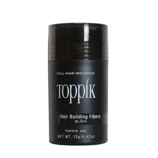 Toppik Black 0.42-ounce Hair-building Fibers