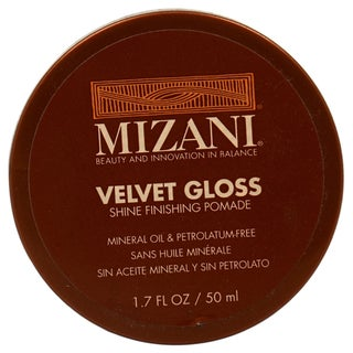 Mizani Velvet Gloss Shine Finishing 1.7-ounce Pomade