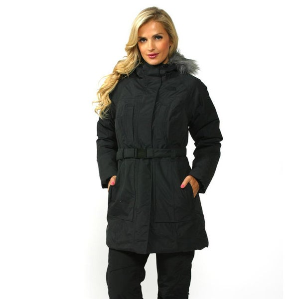 a5599cd15 Shop The North Face Women's Black Brooklyn Jacket - Free Shipping ...