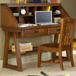 Greyson Living Hardy Desk Hutch and Optional Chair